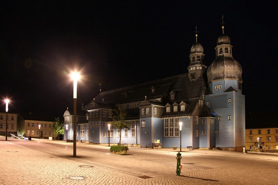 Marktkirchenplatz Clausthal-Zellerfeld