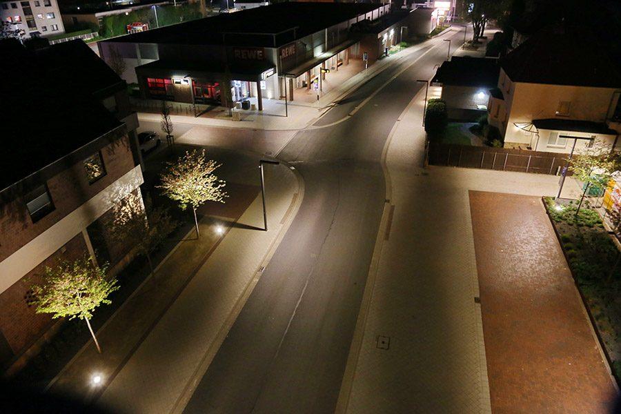 Beleuchtungsplanung Gehrden Innenstadt