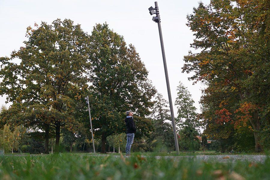Parkbeleuchtung Ottomar-von-Reden-Park