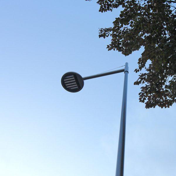 Beleuchtung der Gemeindestraße in Winsen (Aller)