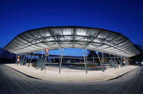 Zentraler Omnibusbahnhof Haldensleben