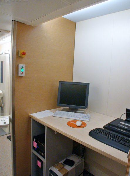 Mammografie-Screening Mammomobil