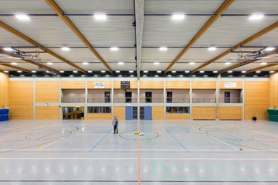 Sporthalle in Springe