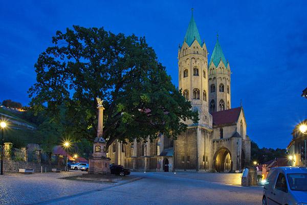 Freyburg (Unstrut) Kirchplatz