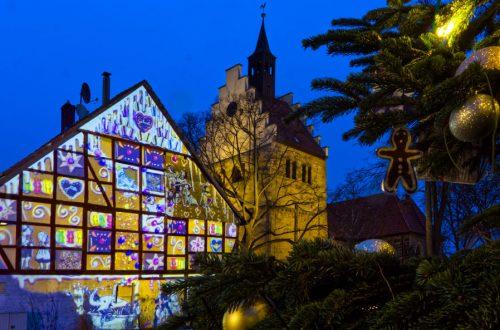 Weihnachtsbeleuchtung Gehrden