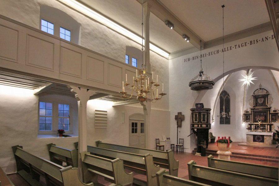 St. Nicolai Innen