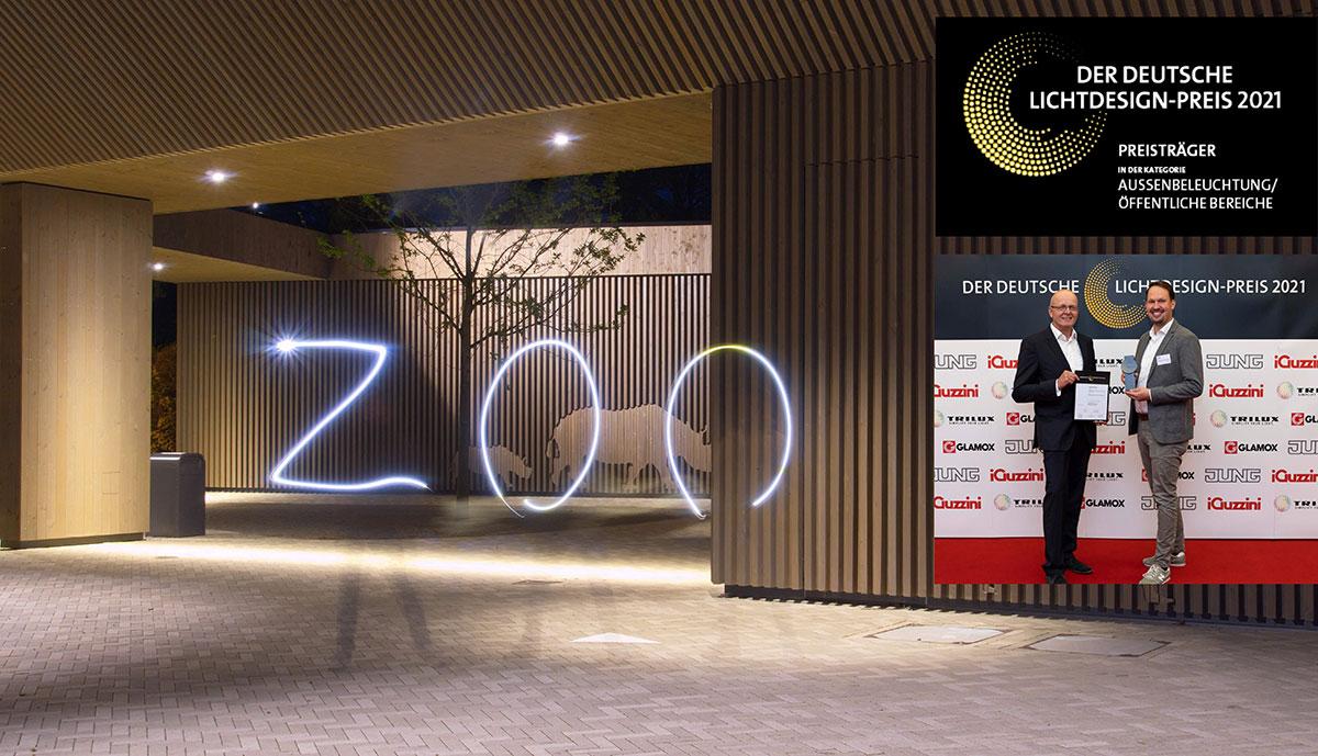Gewinner Deutscher Lichtdesignpreis 2021